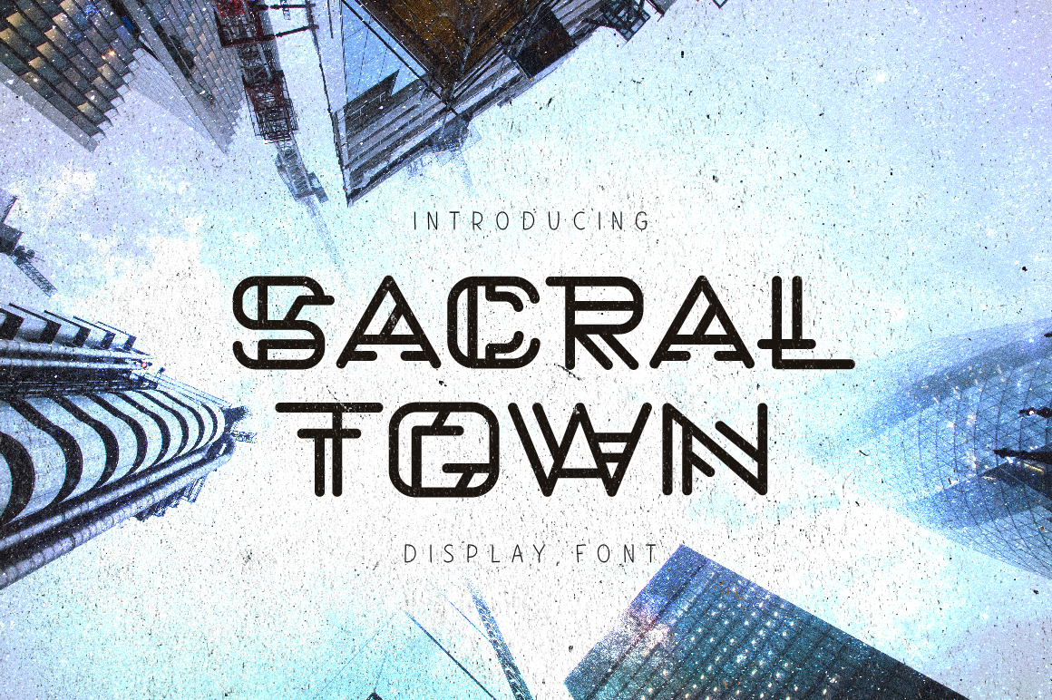 Sacral Town example image 1