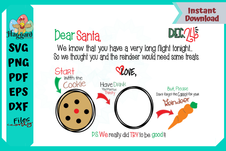 Dear Santa Placemat example image 5