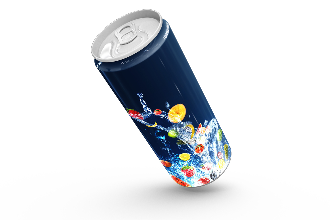 Beer Can Mockup example image 8