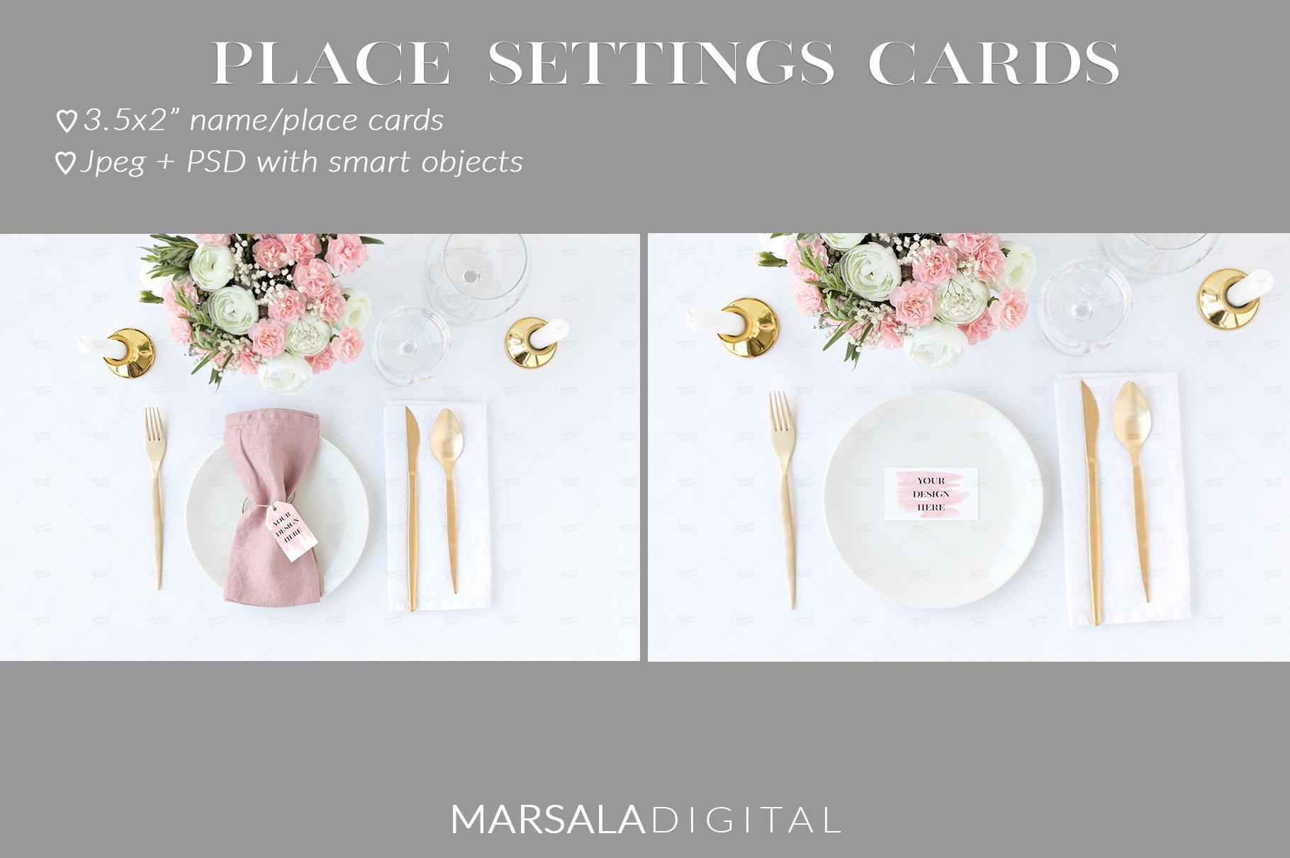 Ultimate Wedding Mockup Bundle example image 3
