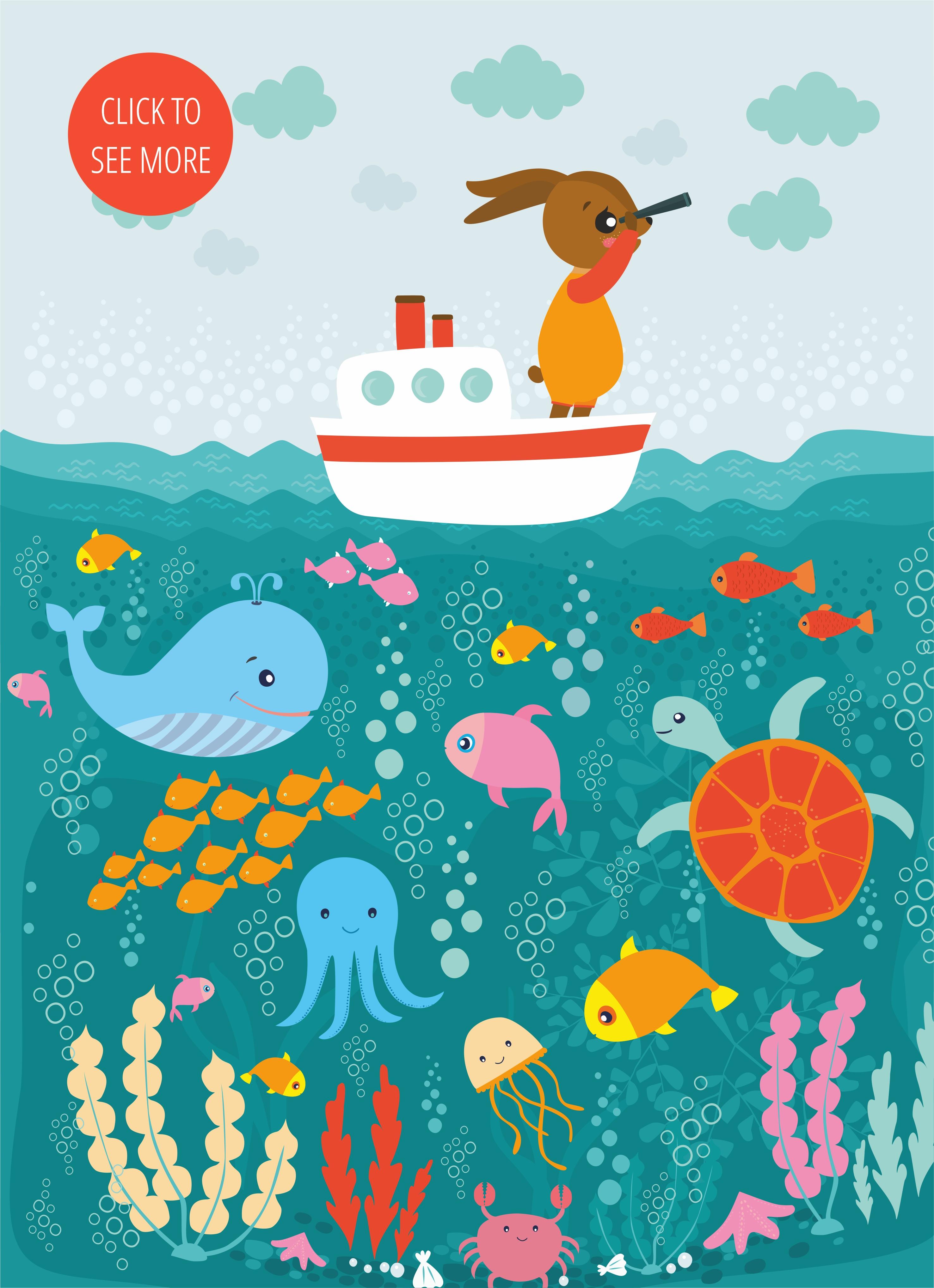 Sea Voyage with rabbit example image 2