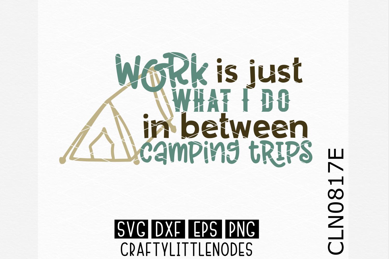 Camping Bundle SVG example image 6