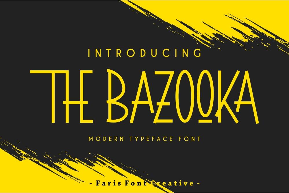 Bazooka example image 1