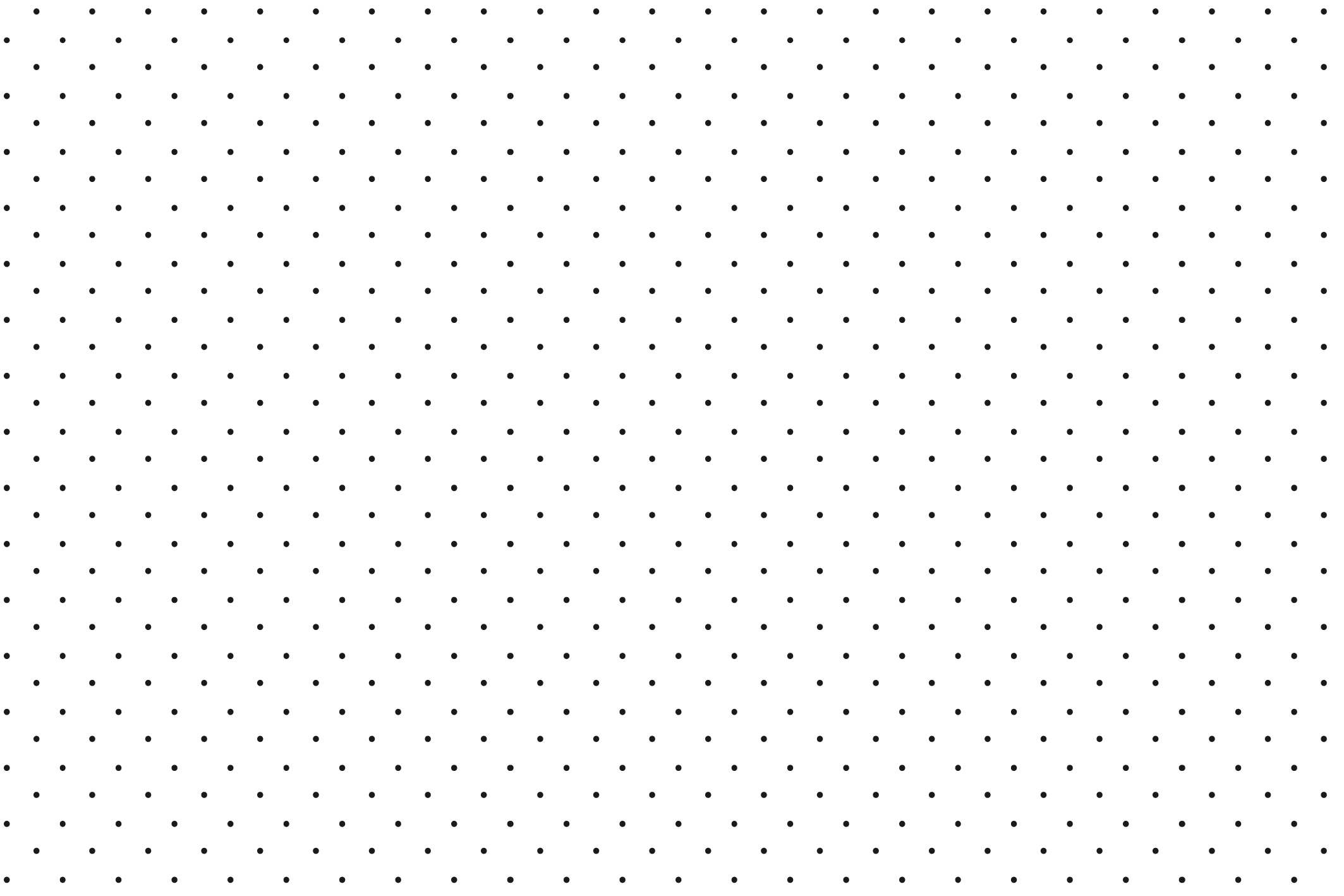Geometric seamless patterns. B&W. example image 8