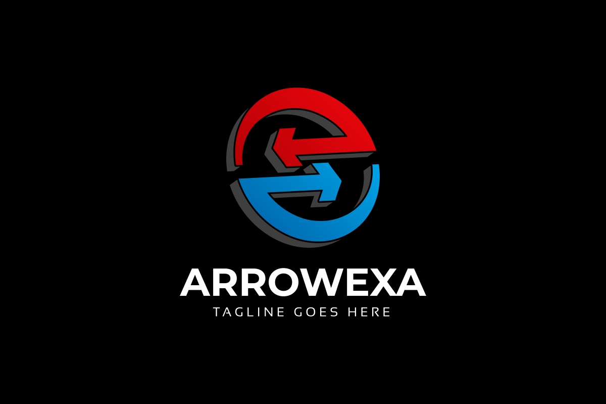 Arrows Infinity Logo example image 2