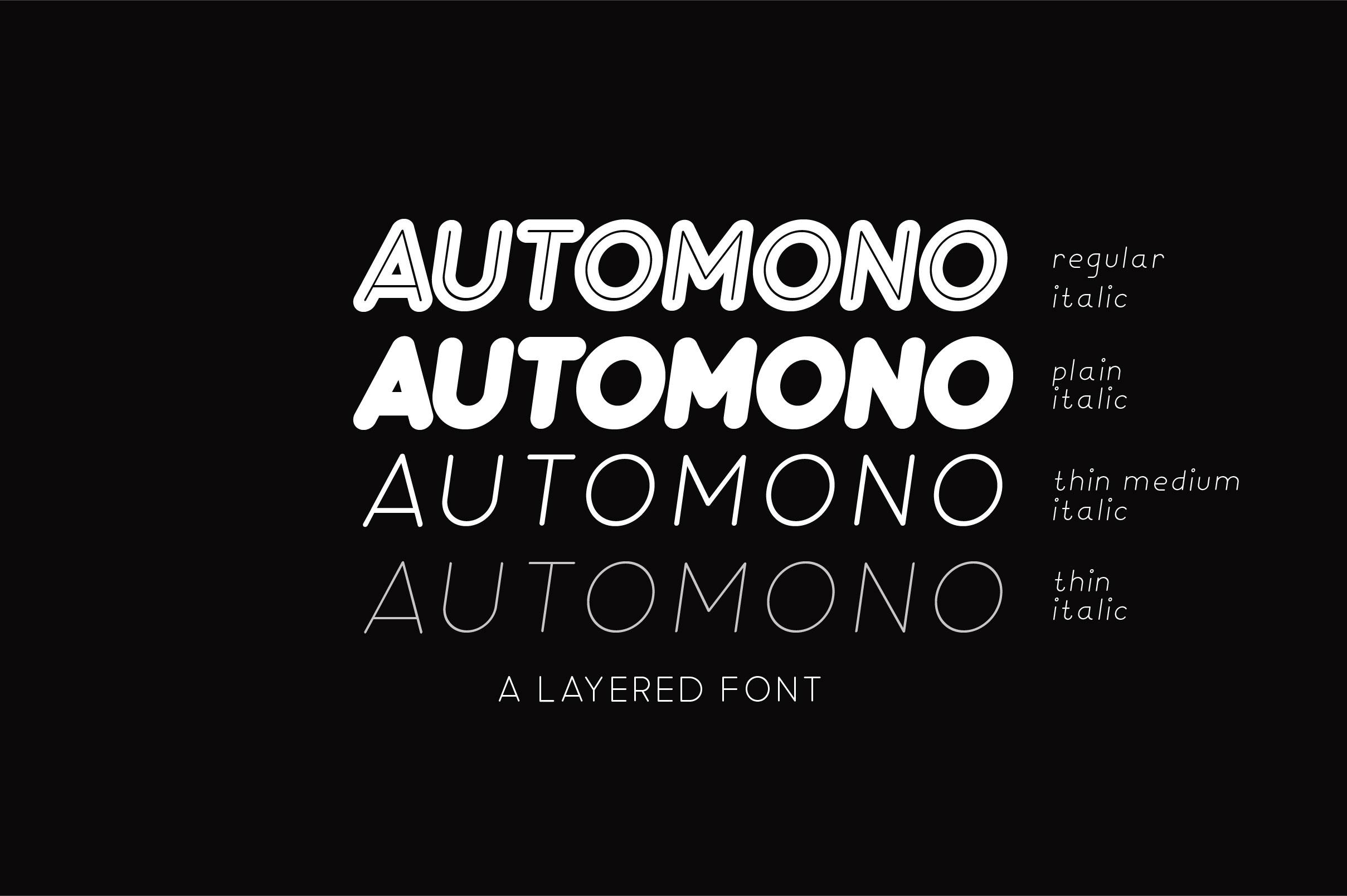 Automono example image 3