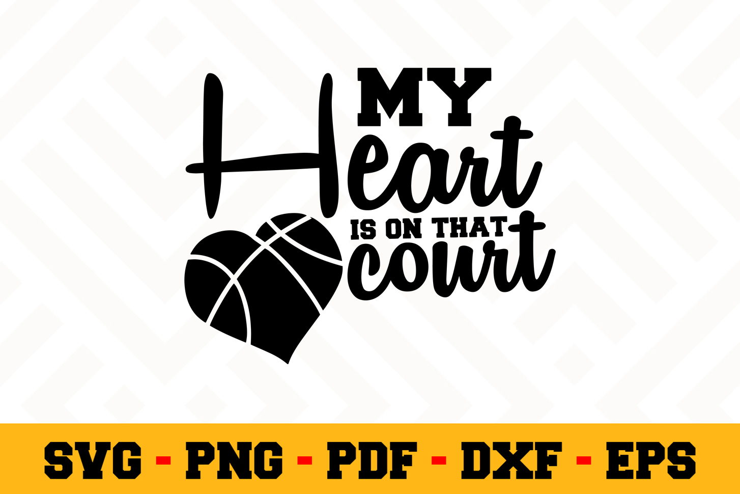 Basketball SVG Design n568 | Basketball SVG Cut File example image 1