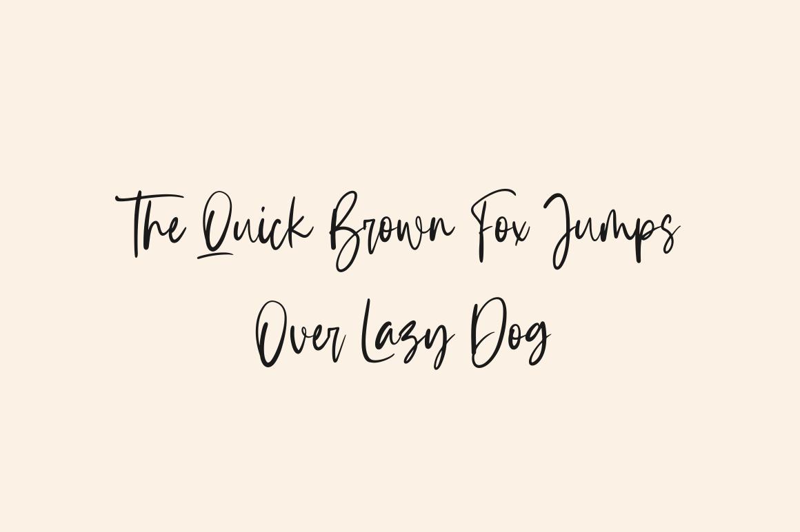 Krispy Panda - Lovely Handrawn Font example image 10