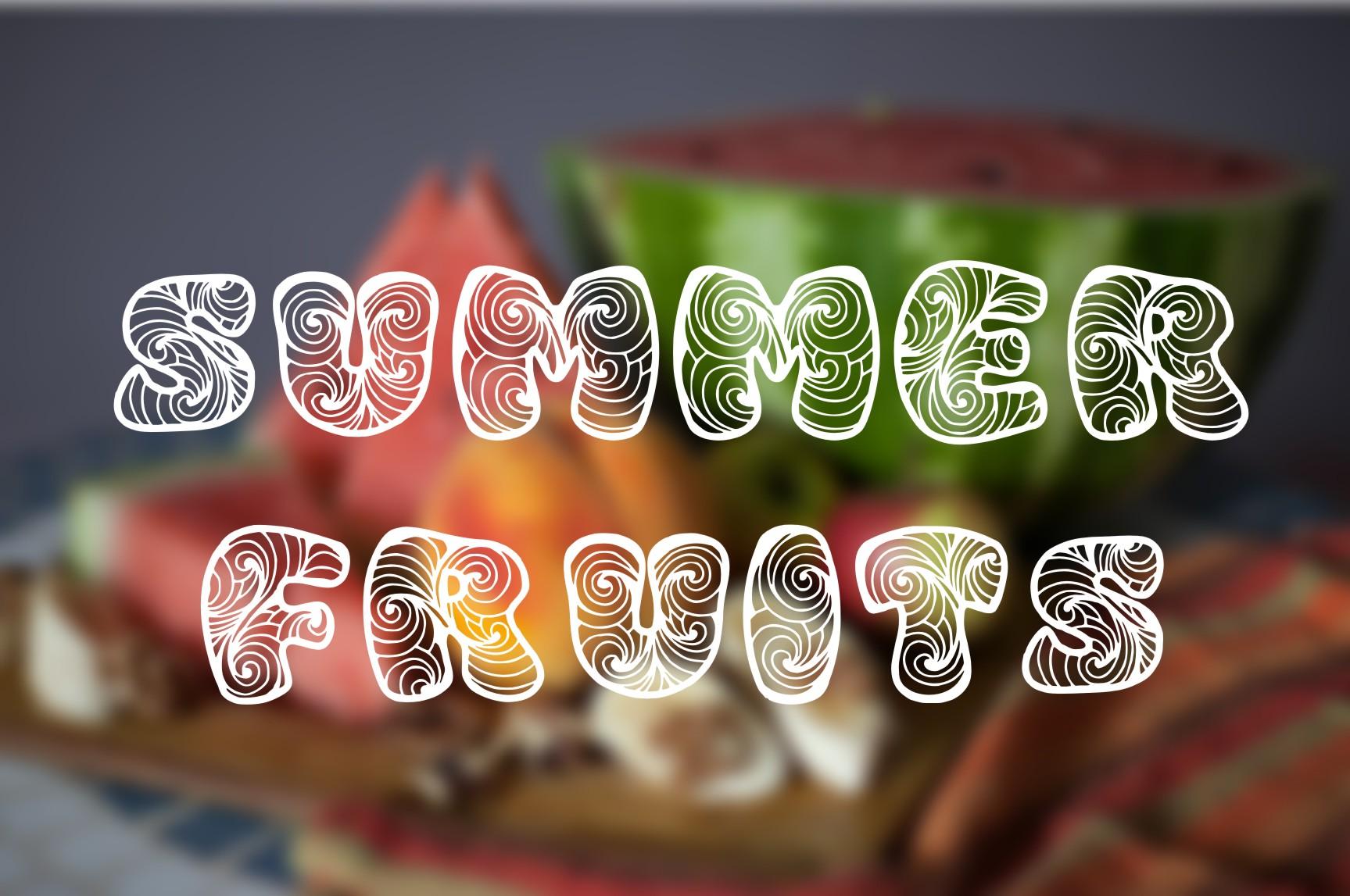Zen3 Font example image 6