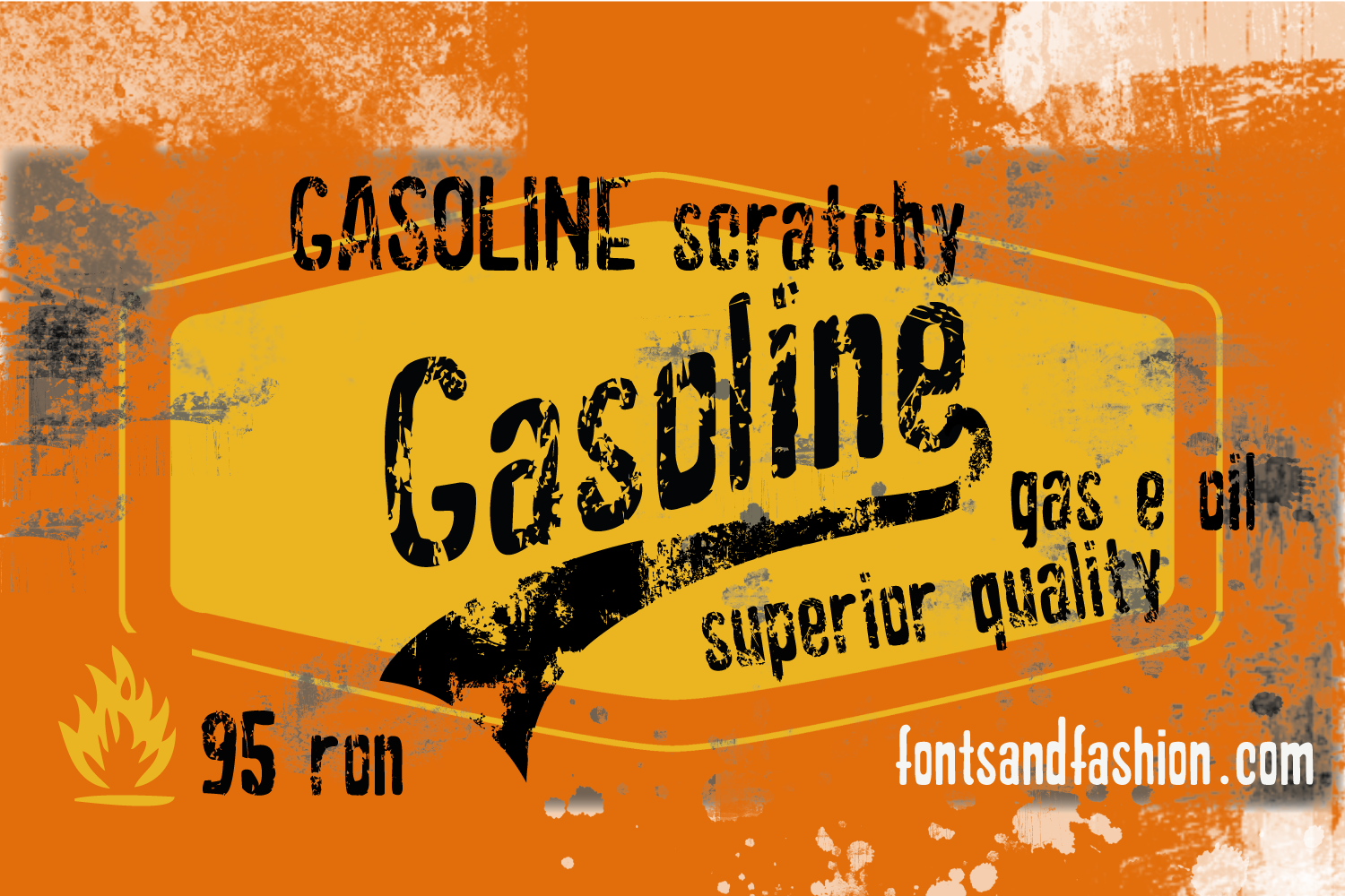 GASOLINE family example image 5