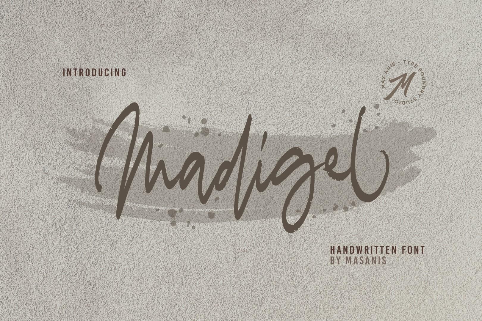 Madigel example image 1