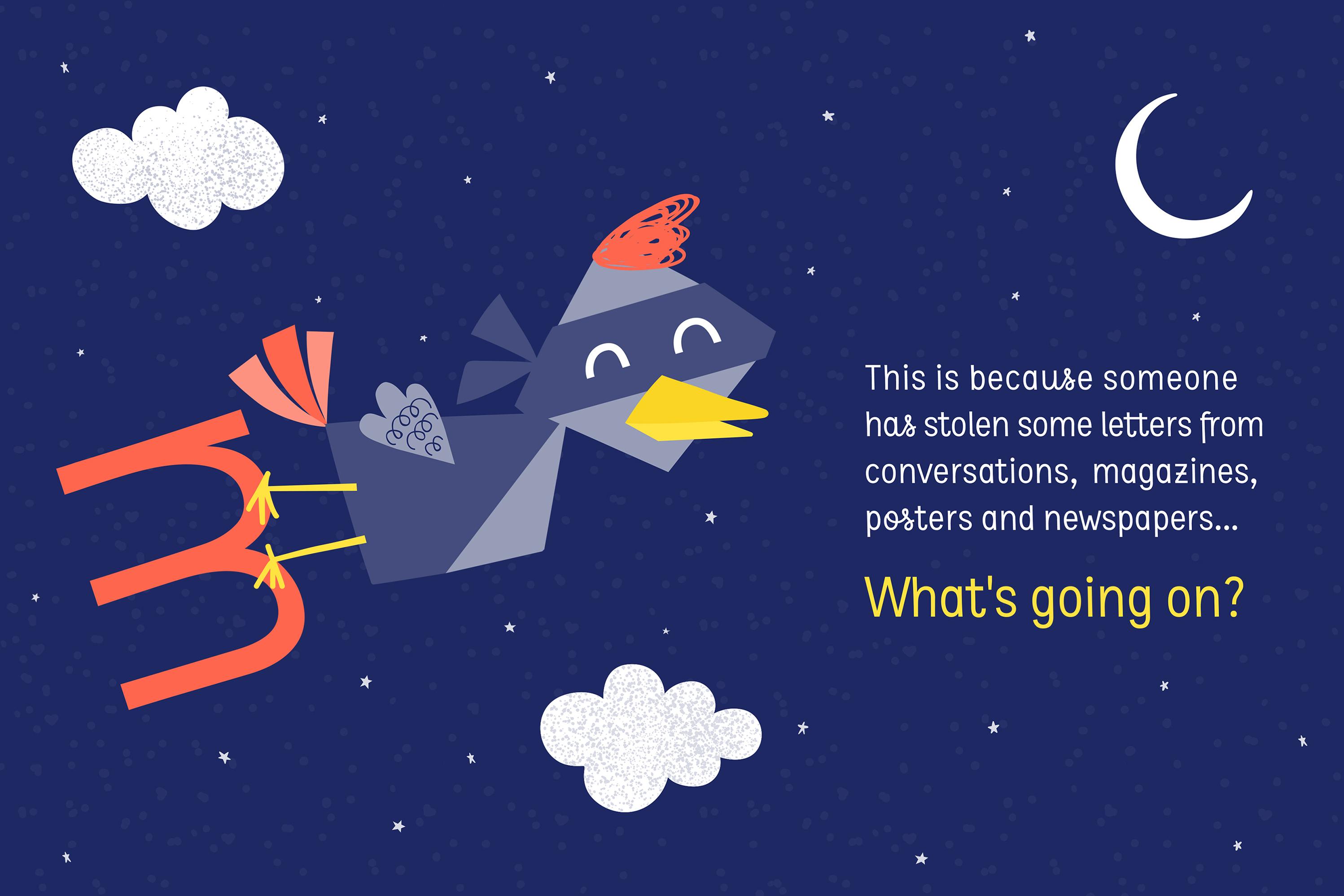 The Thief Bird example image 4
