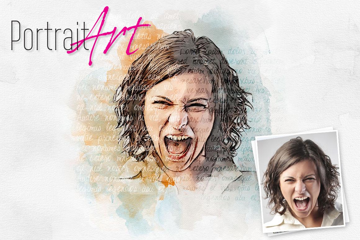 Portrait Art example image 3