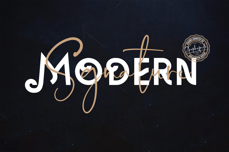 Almeda // A Modern Vintage Font example image 4