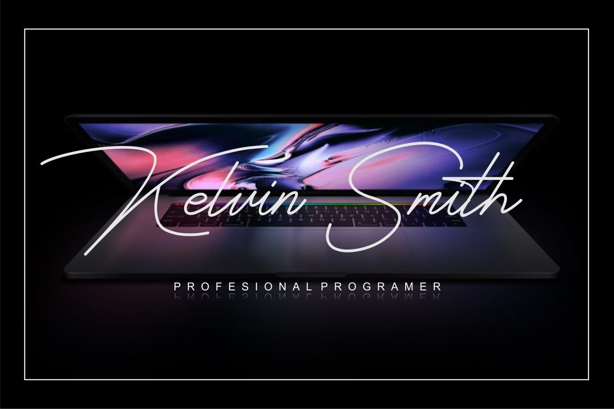 Signatrust / 2 font signature example image 6