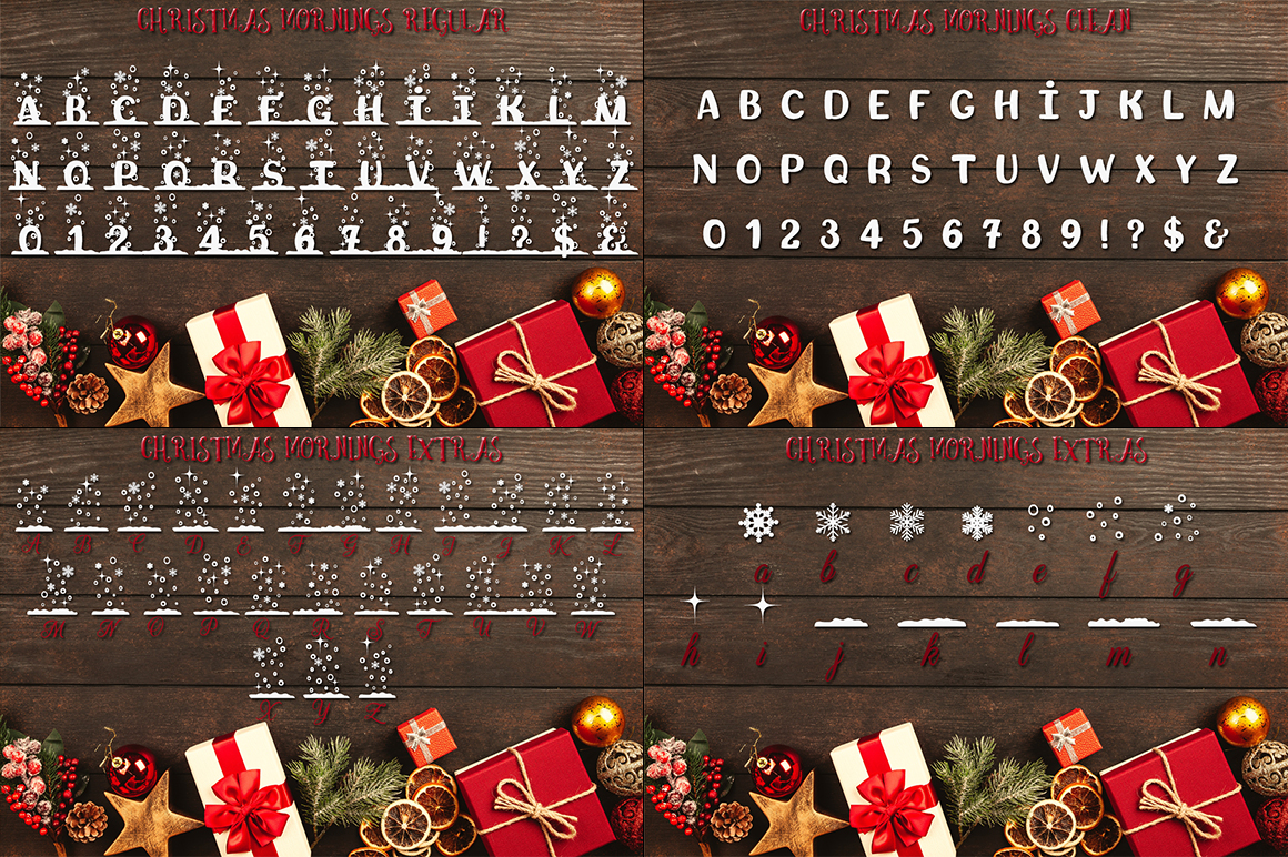 Sale! Crafter's Huge Font Bundle | 39 Fonts in 26 Families example image 15