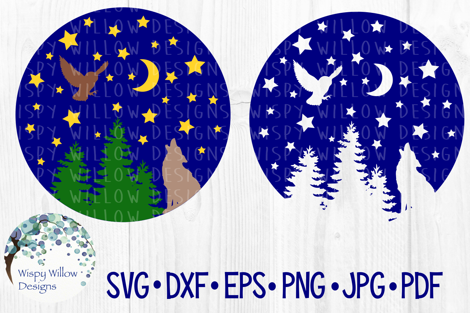 Camping SVG Cut File Bundle | Mountains SVG example image 22
