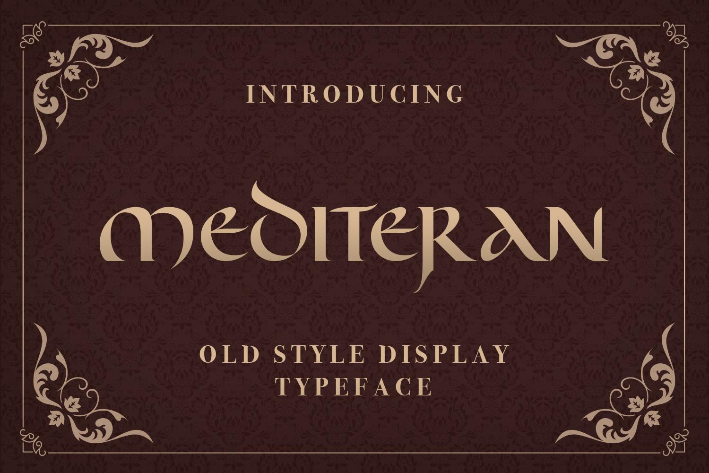 Mediteran example 1