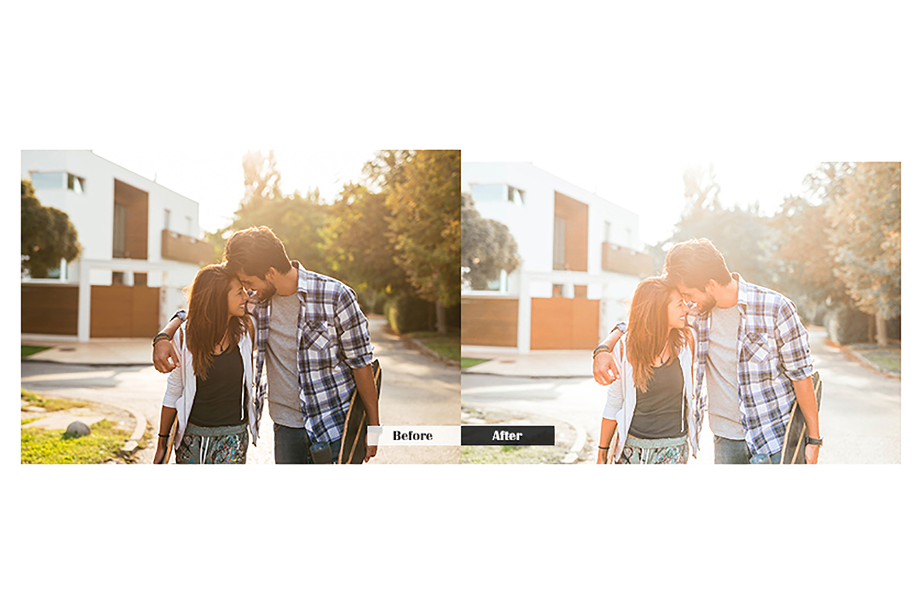 Anniversary Lightroom Mobile Presets example image 5