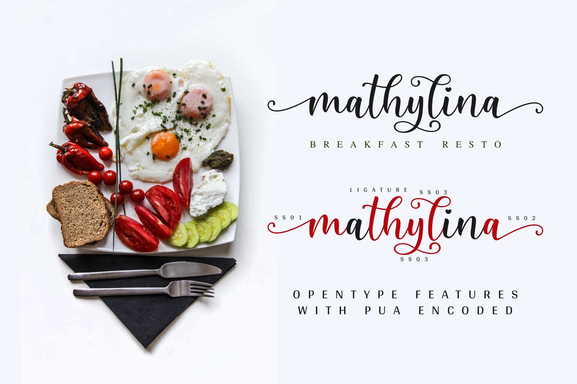 Masthina - Modern Calligraphy example image 4