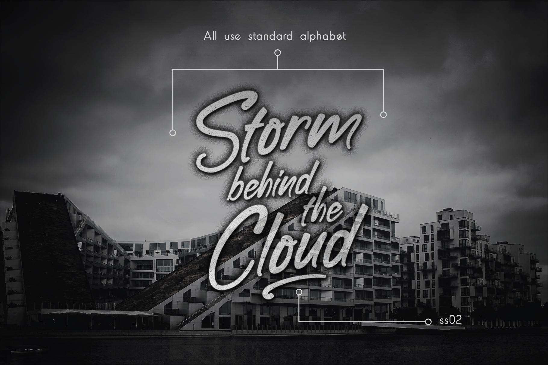 Boolack Elegant Handwritten Typeface example image 5