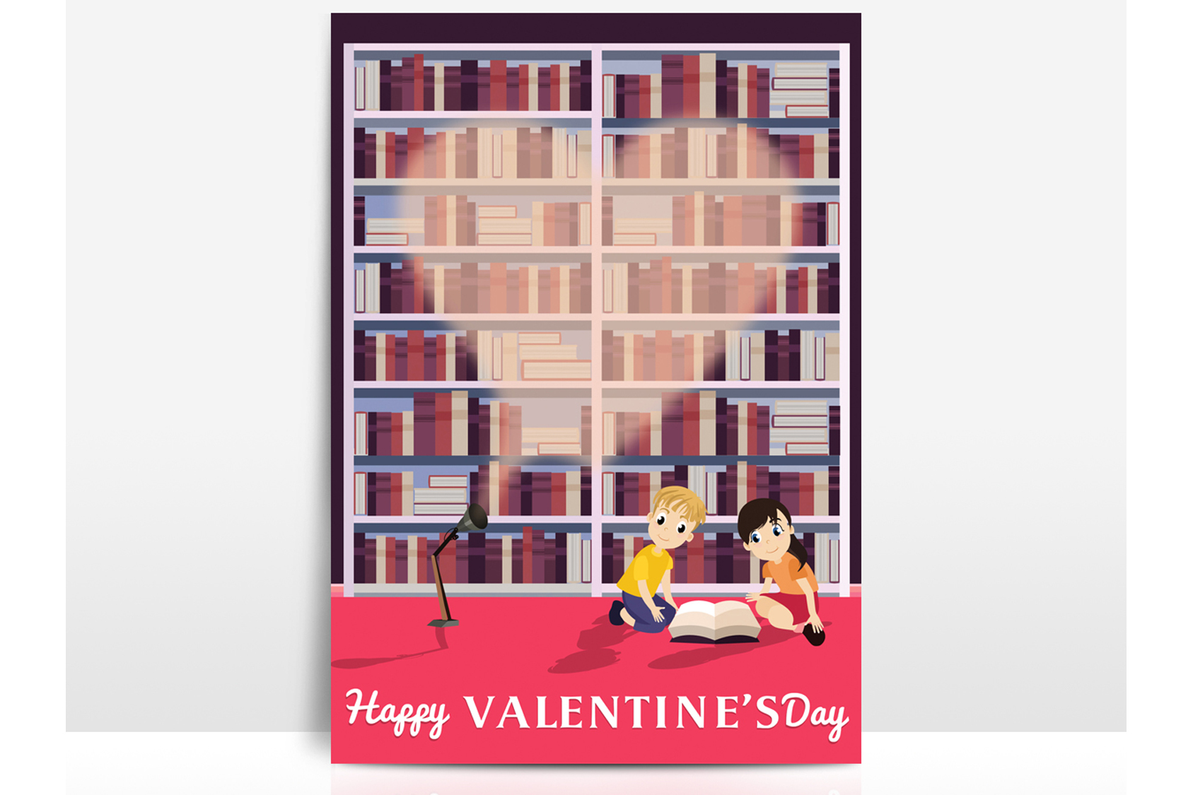 Valentine's Day Card example image 2