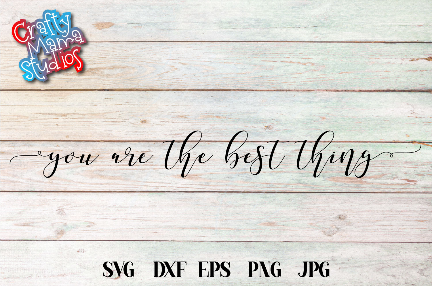 You Are The Best Thing SVG, Wedding, Love Sublimation example image 2