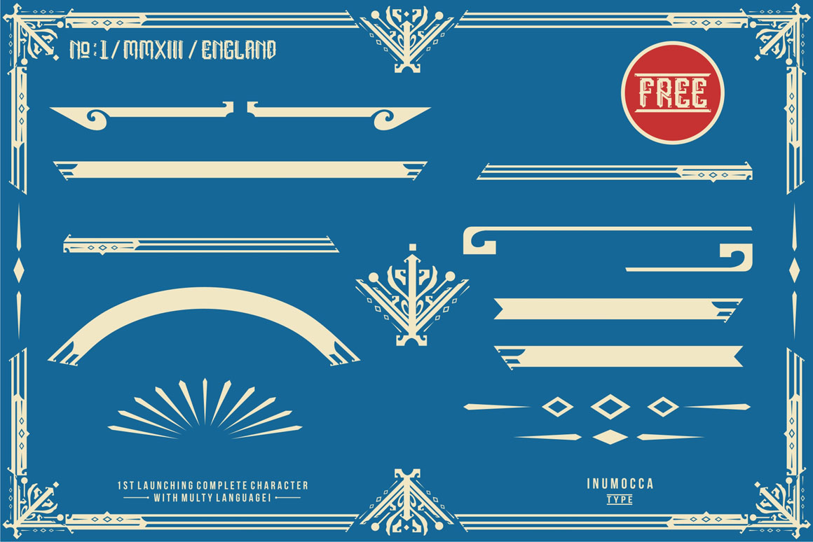 England + Poster vector example image 9
