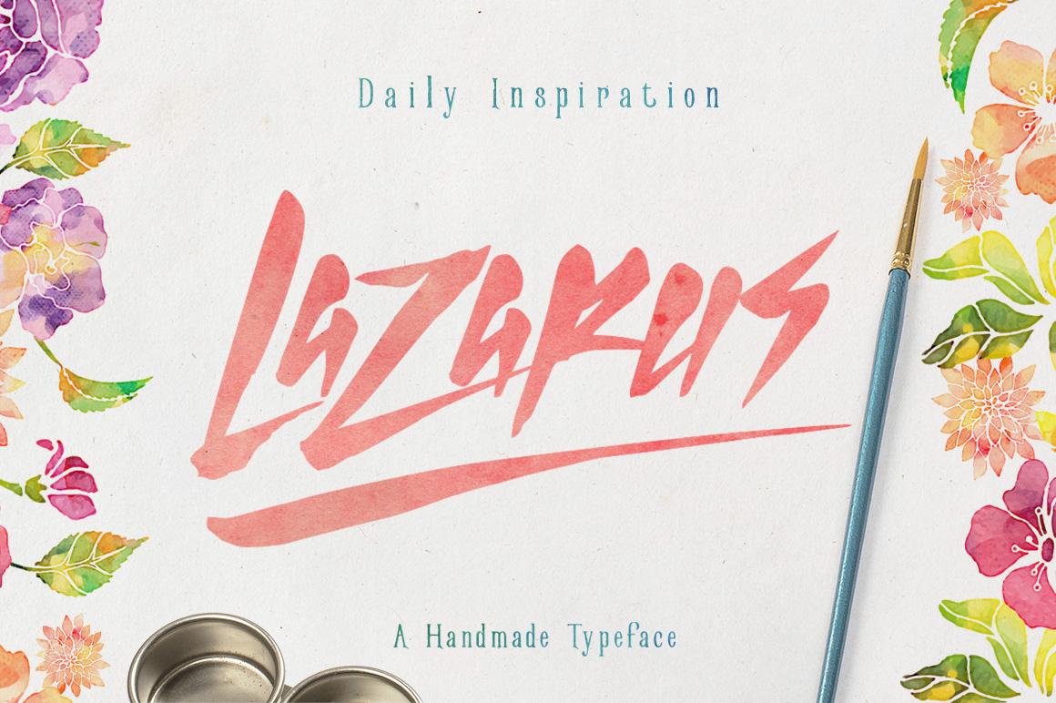 Lazarus example image 2