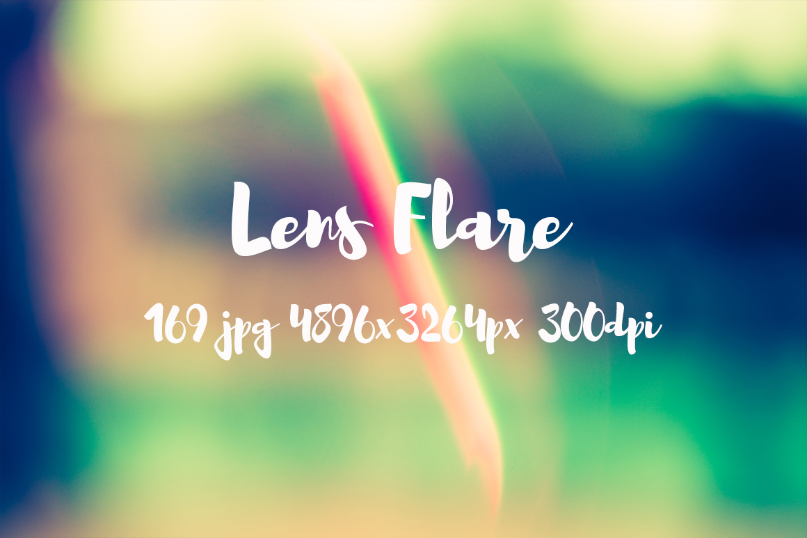 Lens Flare Pack example image 24