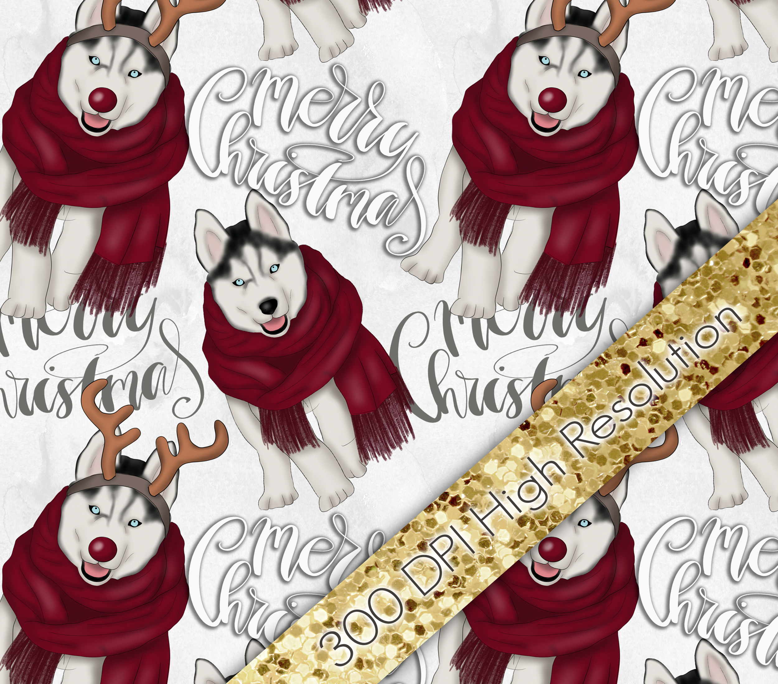Wonderful Time Clipart & Patterns example image 2