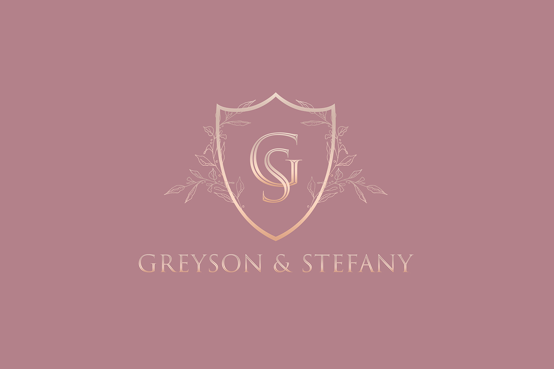 Luxury Wedding Logo example image 5
