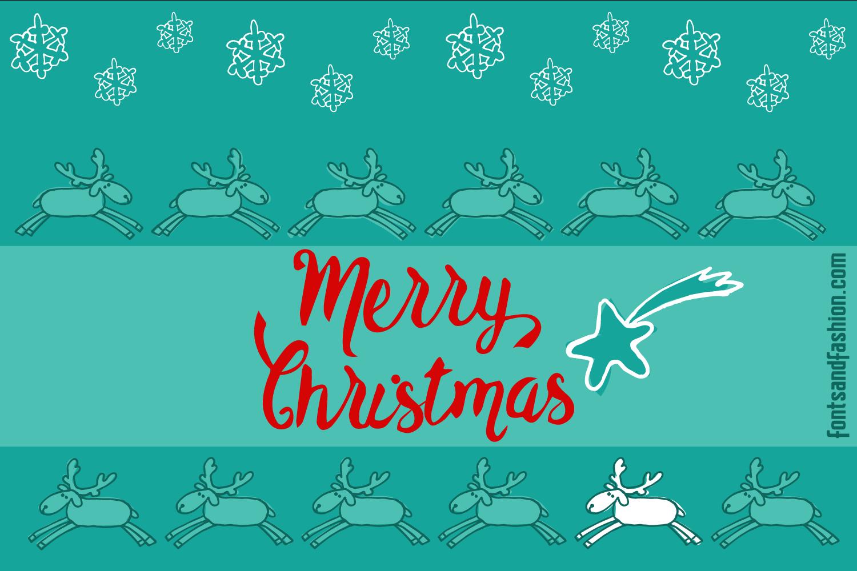 Merry Christmas example image 6