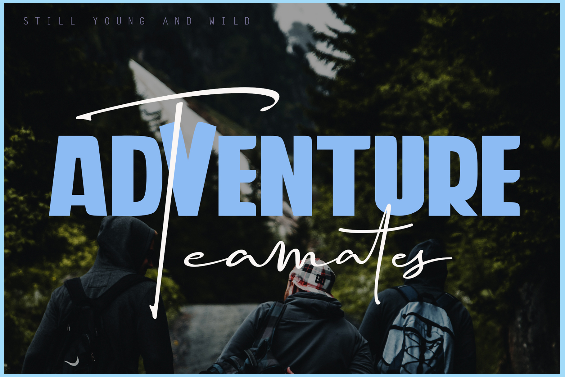 Travel Soulmates // Font Duo example image 5
