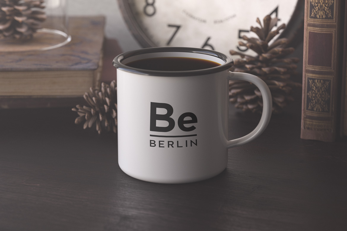 BERLIN - Minimal Typeface & Web Fonts example image 7