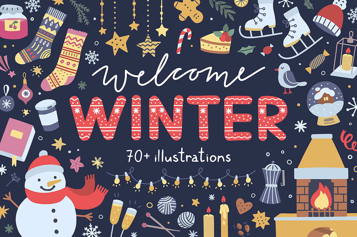 Welcome Winter example image 1