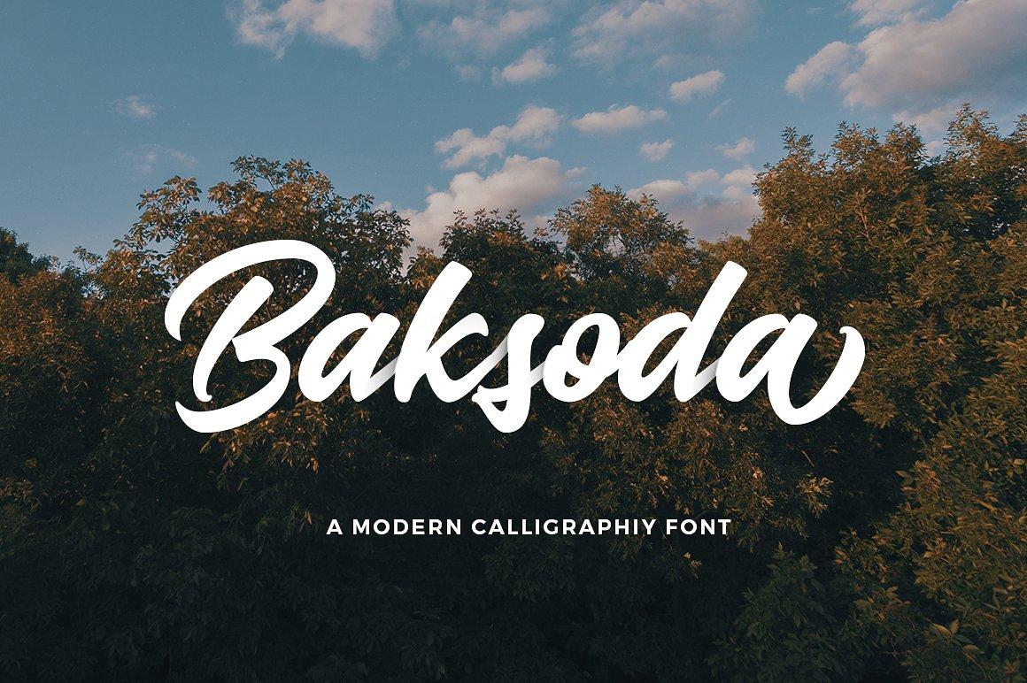 Baksoda example image 1