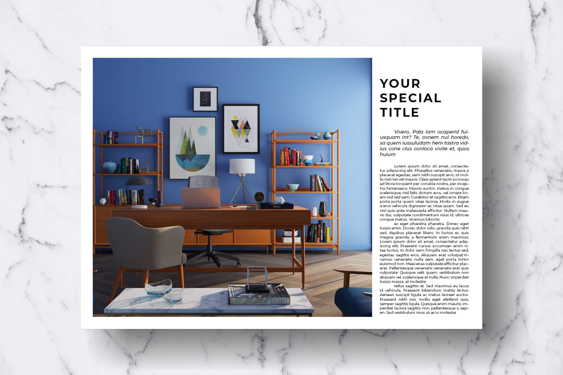 Magazine Template Vol. 08 example image 7