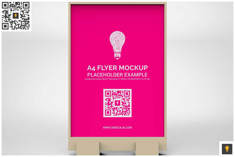 Flyer Display Mockup example image 6