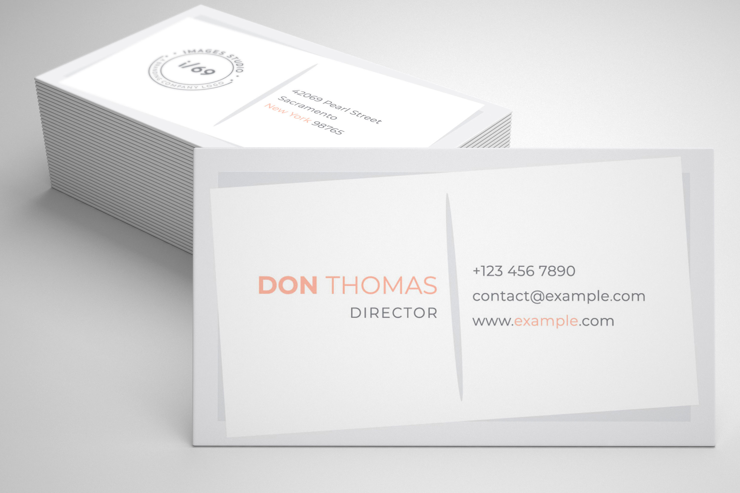 Simple Business Card example image 5