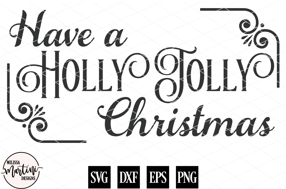 Have A Holly Jolly Christmas example image 3