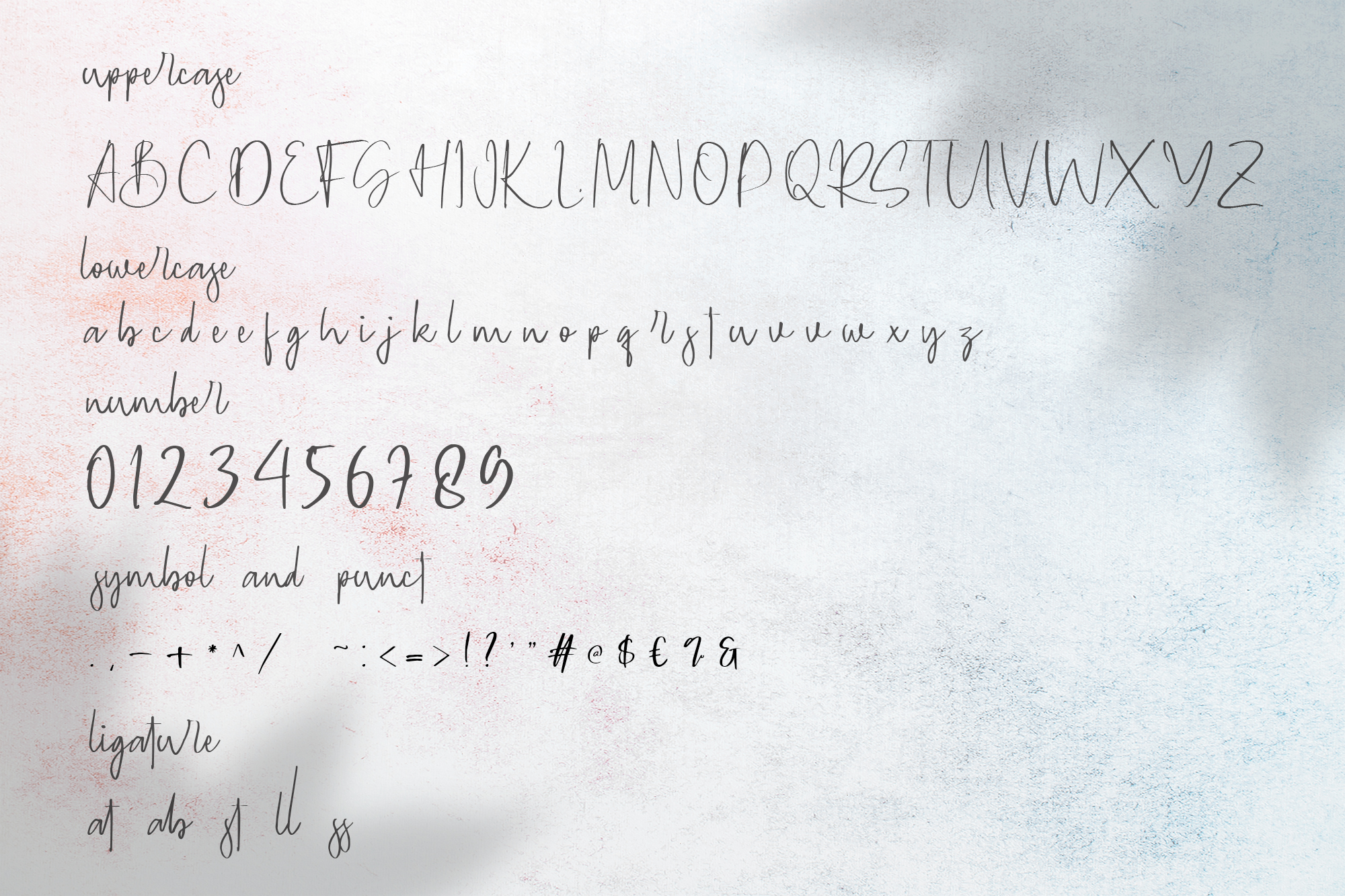 Geovanice - Casual Signature Font example image 7