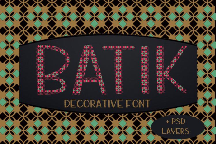 Batik example image 1