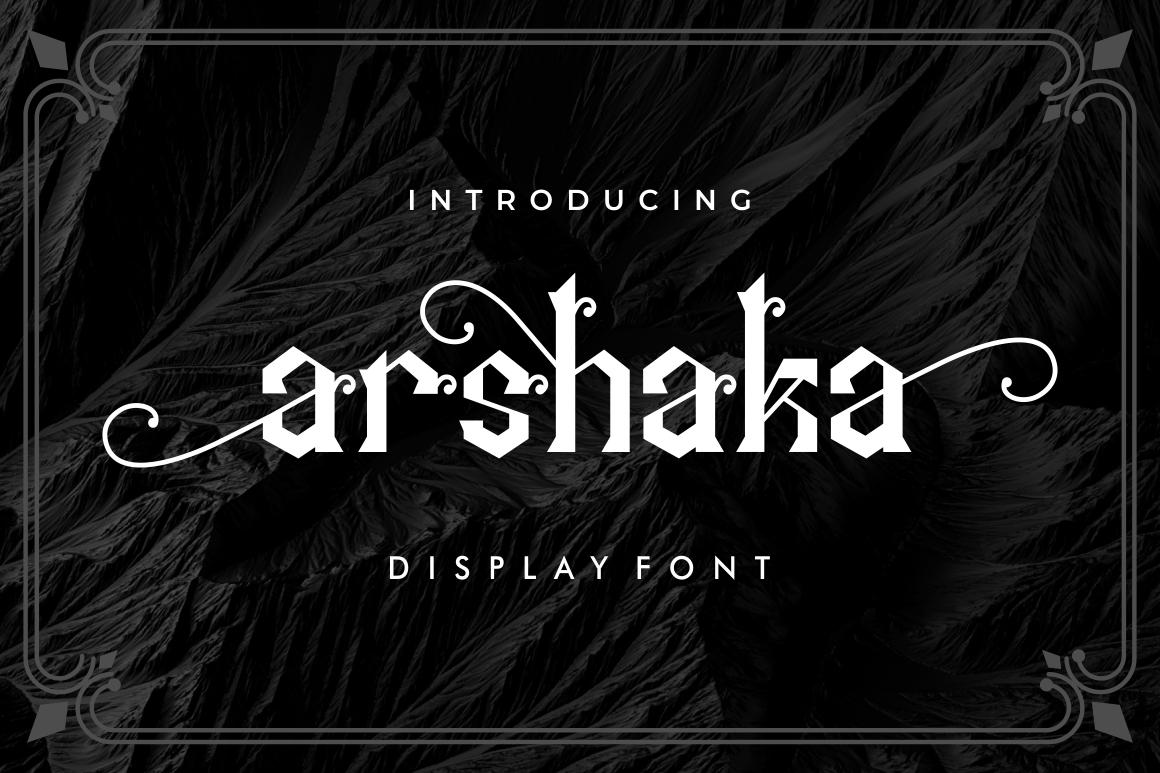Arshaka example image 1