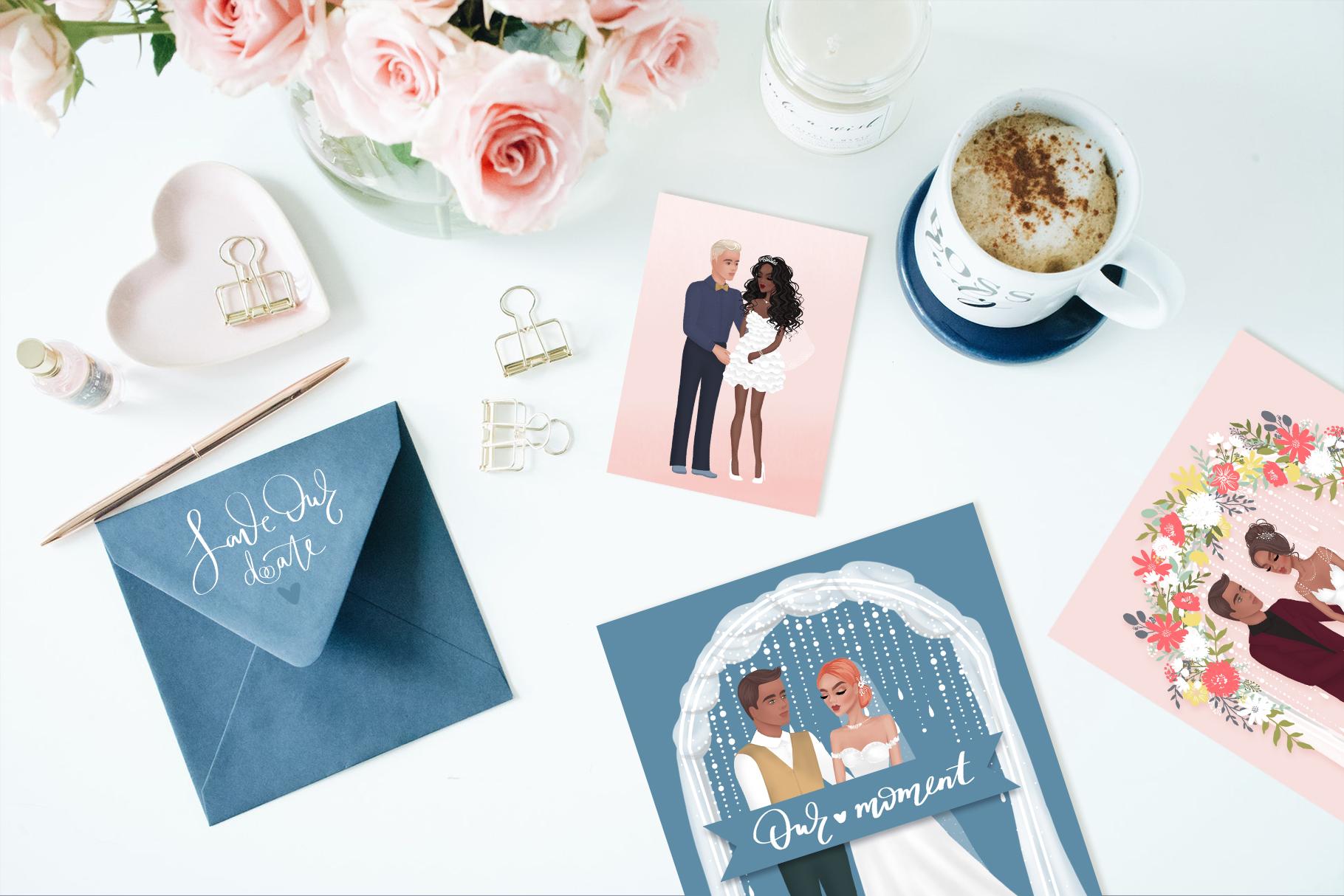 Wedding personalized creator example image 3