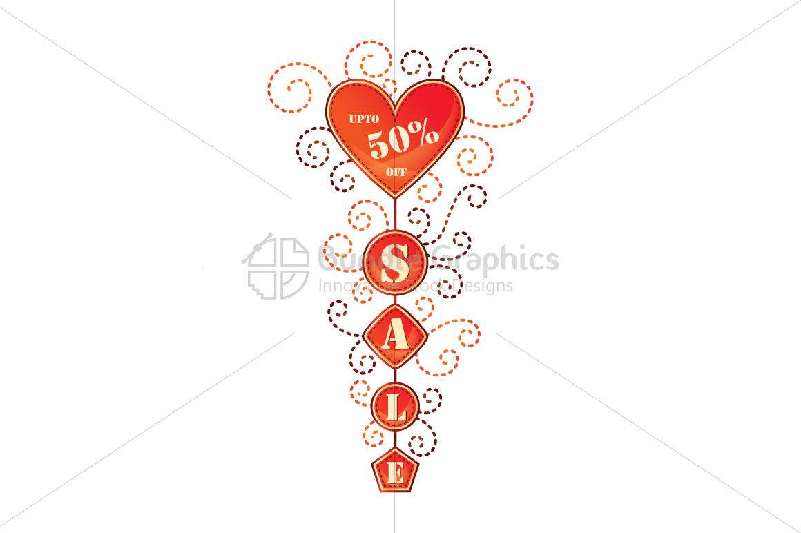 Sale - Vector Graphics Illustrative Elements Set example image 4