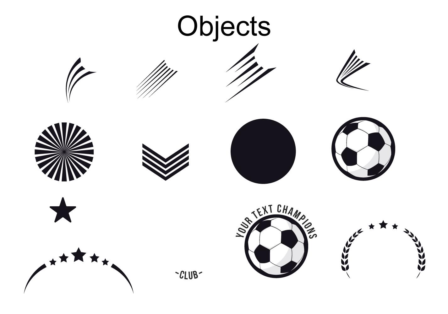 Logo Creator Soccer example image 7