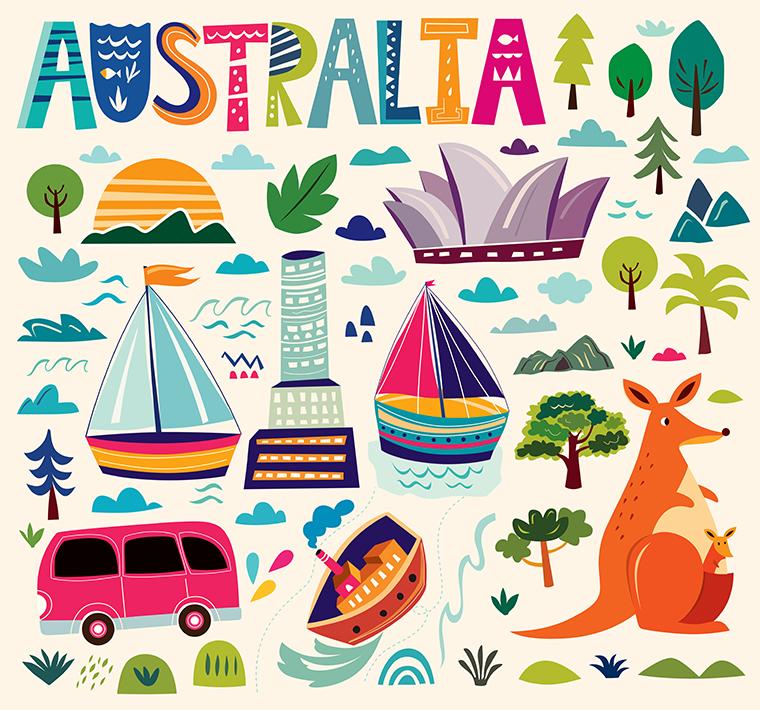 Australian symbols example image 3