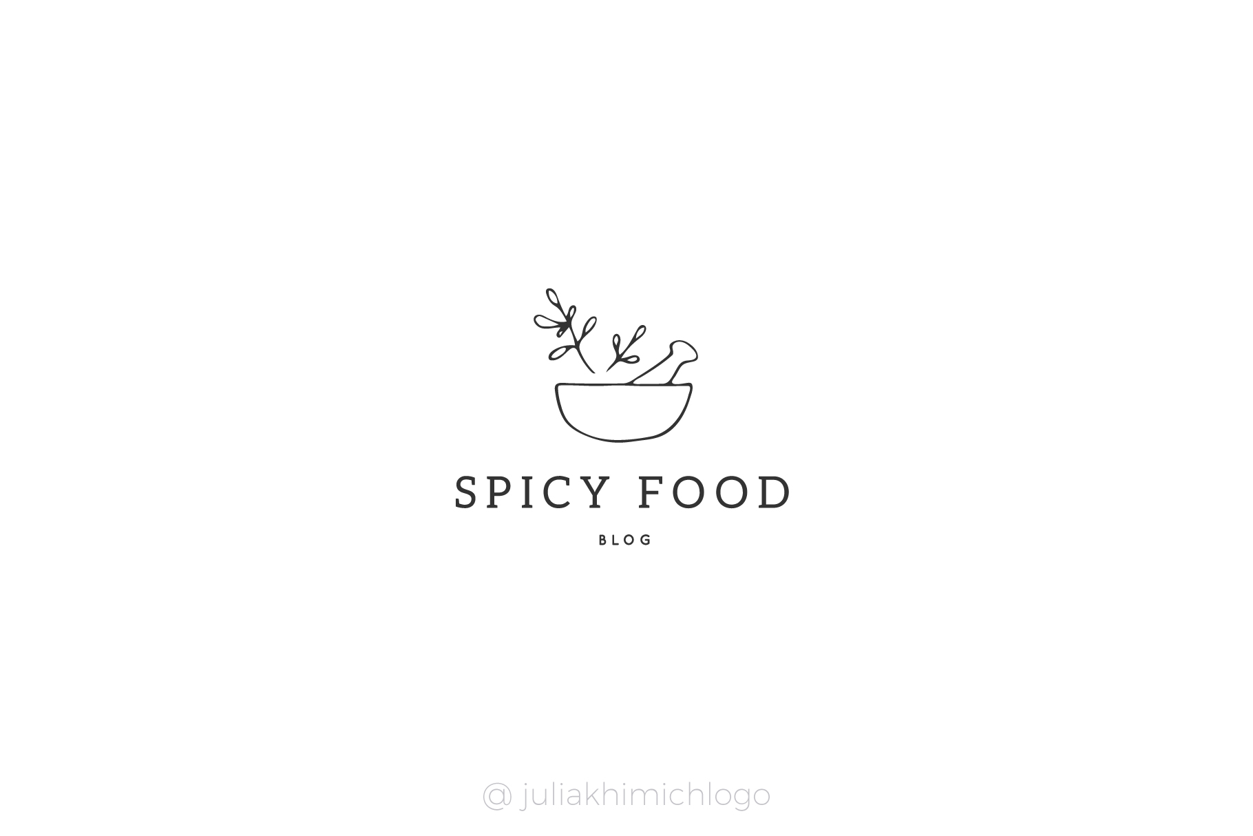 Logo Pack Volume 9. Kitchen example image 14