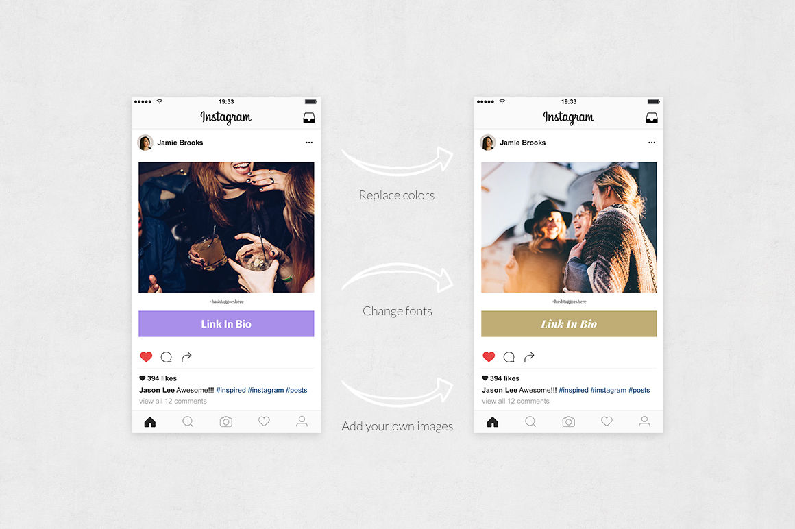 Party Instagram Posts example image 5